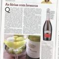 Prosecco Ca Di rajo na Revista Metropole